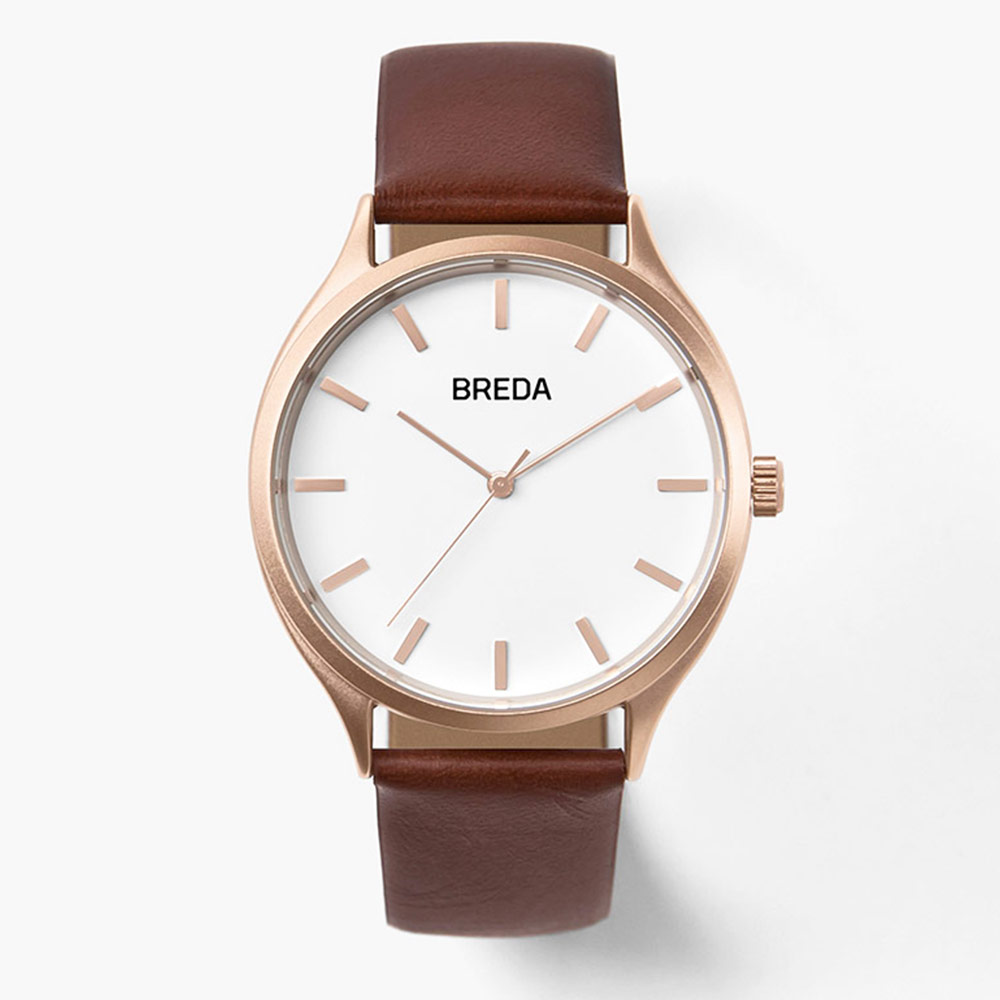 (OUTLET) Asper - Rosegold Brown