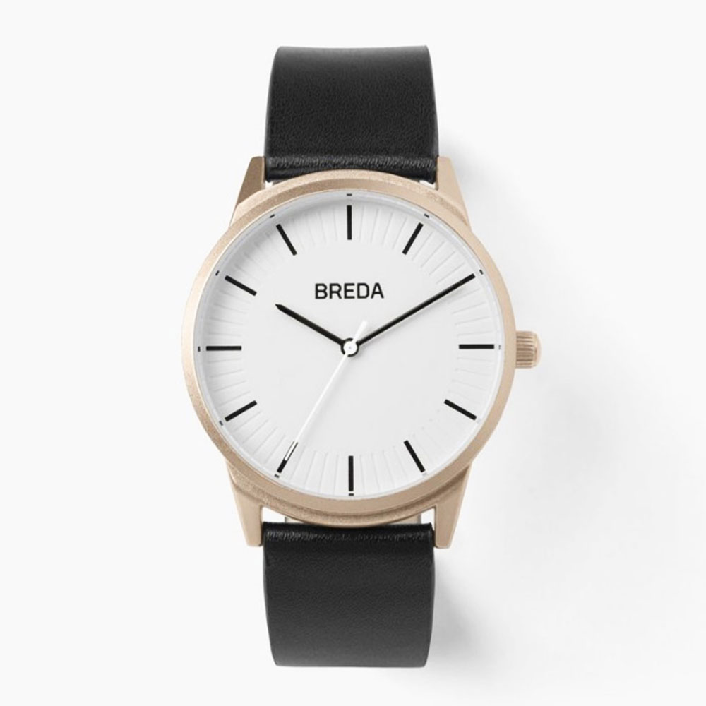 (OUTLET) Bresson - Rosegold Black