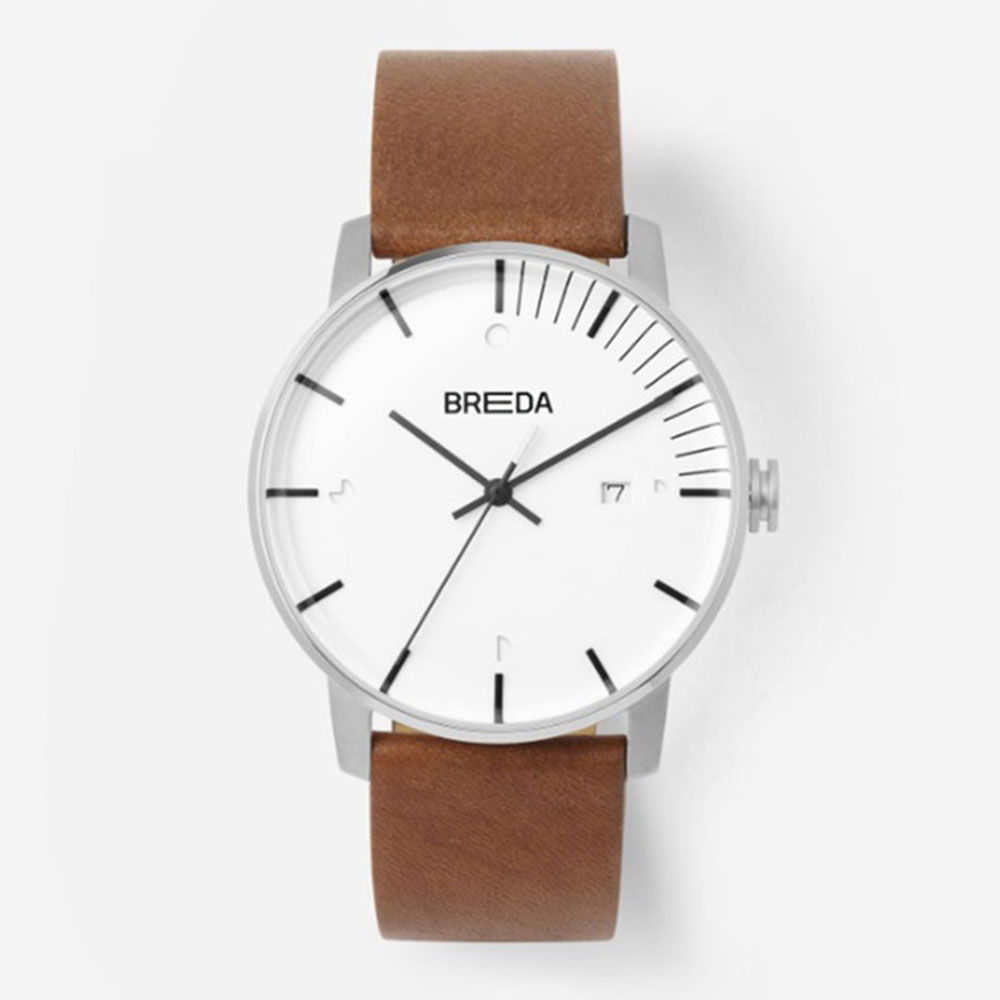 (OUTLET) Phase-Silver/Brown